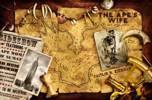 The_Apes_Wife_by_Caitlin_R_Kiernan_wraparound_cover