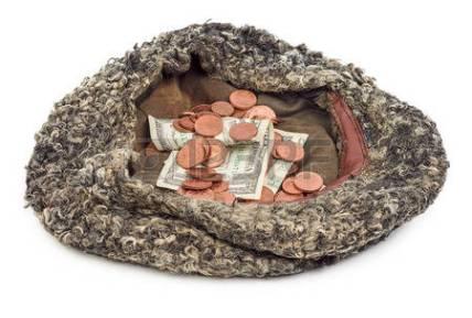 money-hat